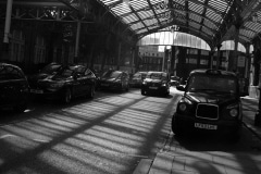 London_Cab_Shadows_BW