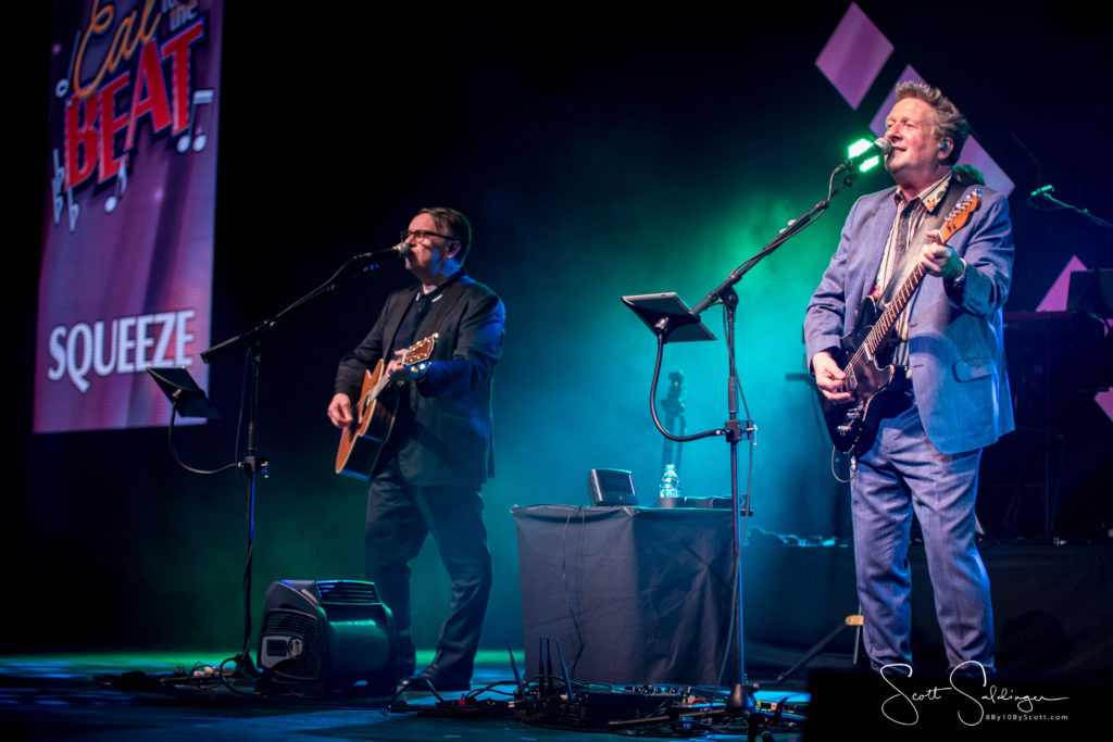 Chris Difford and Glenn Tilbrook