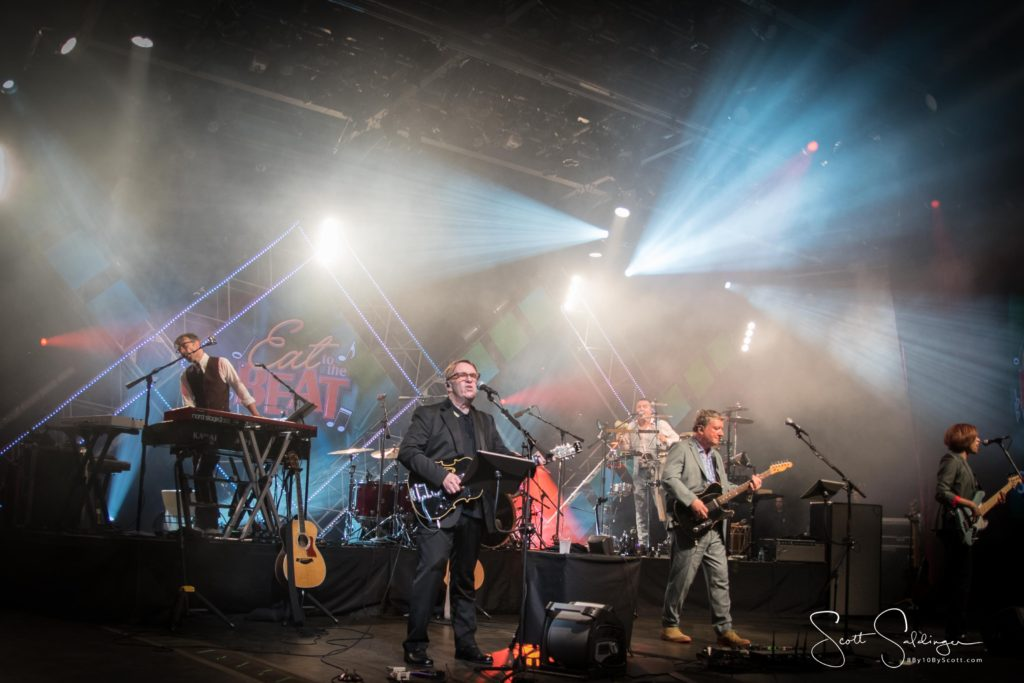 "Squeeze performing at ""Eat to The Beat"", November 12 & 12, 2017 at Walt Disney World's Epcot Center, Orlando, Florida."